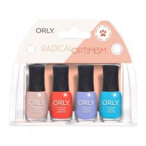 Orly Radical Optimism 4pc Mini Kit