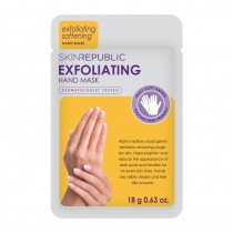 Skin Republic Hand Mask Exfoliating Fruit Acid