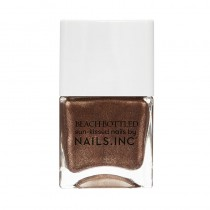 Nails Inc Living For Tan Lines Beach Bottled Collection Nail Polish 14ml