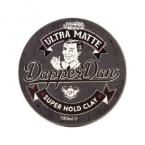 Dapper Dan Ultra Matte Clay 100ml