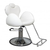 Lotus Monroe Beauty Chair White
