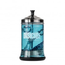 Disicide Glass Jar 750ml