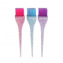 Colortrak Mini Glitter Trio Set of 3 Brushes & Bowls
