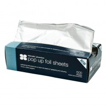Procare Premium Pop Up Foil Sheets 27cm x 30cm 500 Sheets