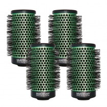 Olivia Garden Multibrush Barrel 56mm Pack of 4