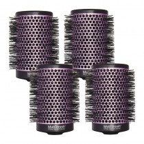 Olivia Garden Multibrush Barrel 66mm Pack of 4