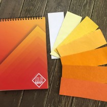 Color Map 14 Page Book