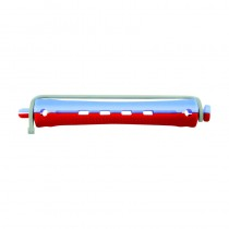 Blue and Red Vented Perm Rods 11mm x 70mm Pack of 12
