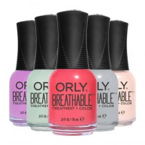 Orly Breathable Treatment + Color Polish 18ml
