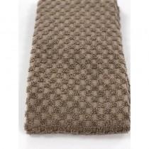BC Softwear Serenity Spa Waffle Patterned Bath Towel Pebble 70 x 135cm