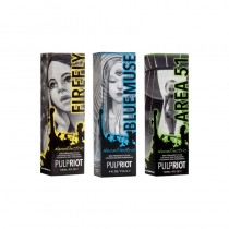 Pulp Riot Semi-Permanent Hair Color Neon Collection 118ml