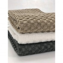 BC Softwear Spa Waffle Hand Towel
