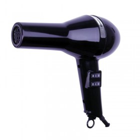 Fransen Headturner Turbo 1300 Black Hairdryer (1200w)