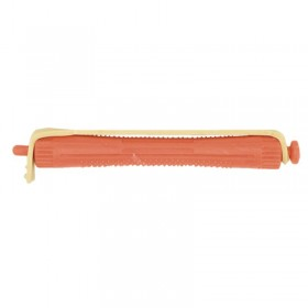 Sibel Perm Rods / Solid (12) Orange-Red