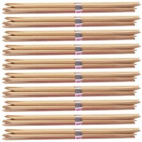 Lotus Orange Wood Sticks 7in x 100