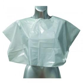 Disposable Shoulder Cape Grey x 100