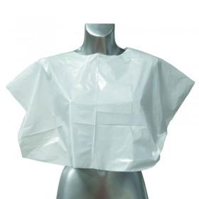 Disposable Shoulder Cape White x 100