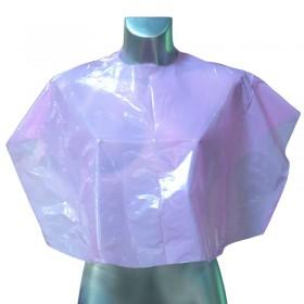 Disposable Shoulder Cape Pink x 100