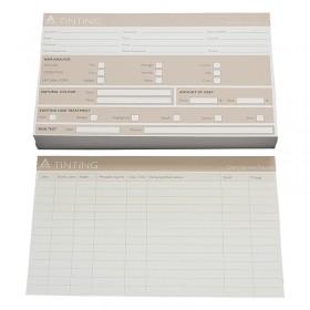 Agenda Record Cards Tinting Beige x100