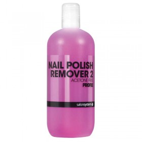 Profile Nail Polish Remover Acetone Free 500ml