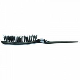 Lotus Long Hair Styling Brush Black