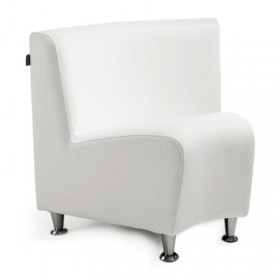 REM Elegance Corner Waiting Seat