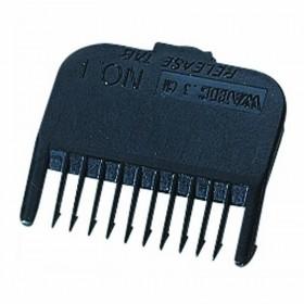 Wahl Attachment Comb No.1 Black 3mm