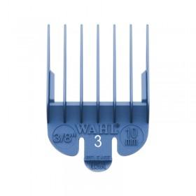 Wahl Coloured Attachment Comb No.3 Blue 10mm