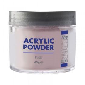 The Edge Acrylic Powder Pink 40g