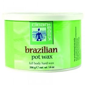 Clean + Easy Brazilian Hard Wax 14oz/396g