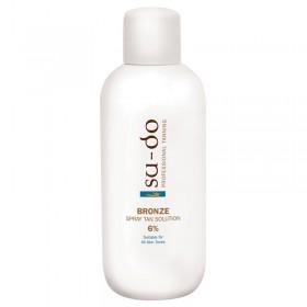 Su-do Bronze 6% Original Spray Tanning Solution 1 Litre