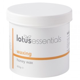 Lotus Essentials Honey Wax 425g