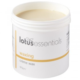 Lotus Essentials Creme Wax 425g