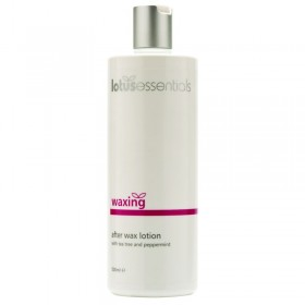 Lotus Essentials After Wax Lotion 500ml