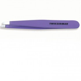 Tweezerman Slant Tweezers Blooming Lilac