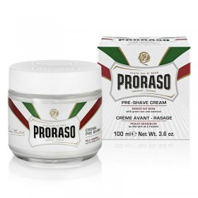 Proraso Pre and Post Shave Cream Ultra Sensitive 100ml
