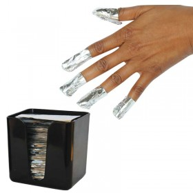 Magis Gel Foil Nail Wraps Fingers Pack Of 500