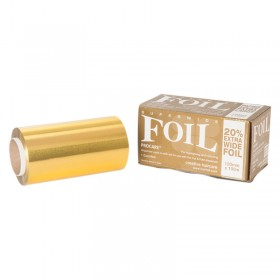 Procare Extra Wide Gold Foil 120mm x 100m