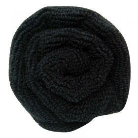 Lotus Microfibre Hair Towel Black x12