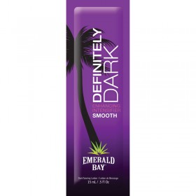 Emerald Bay Definitely Dark Sachet 15ml Tanning Accelerator
