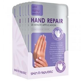 Skin Republic Hand Repair Mask 18g Pack of 10