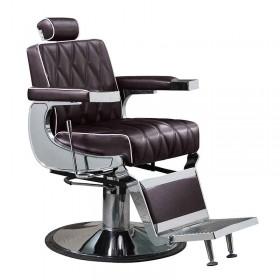 Lotus Eastwood Barber Chair Brown