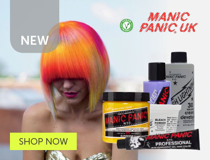 Manic Panic | Salons Direct