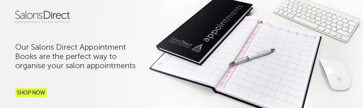 Salons Direct Appointment Books | Salons Direct