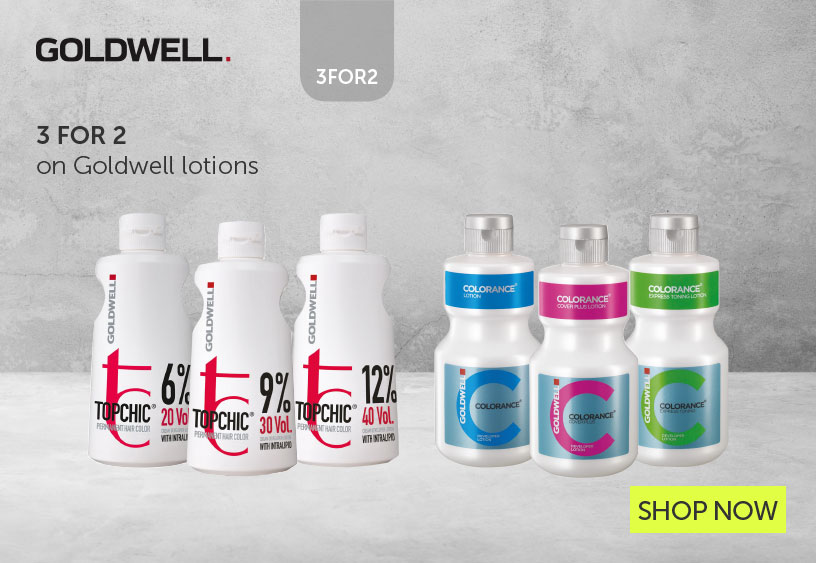 Goldwell Lotions | Salons Direct