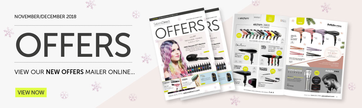 Nov/Dec Offers | Salons Direct