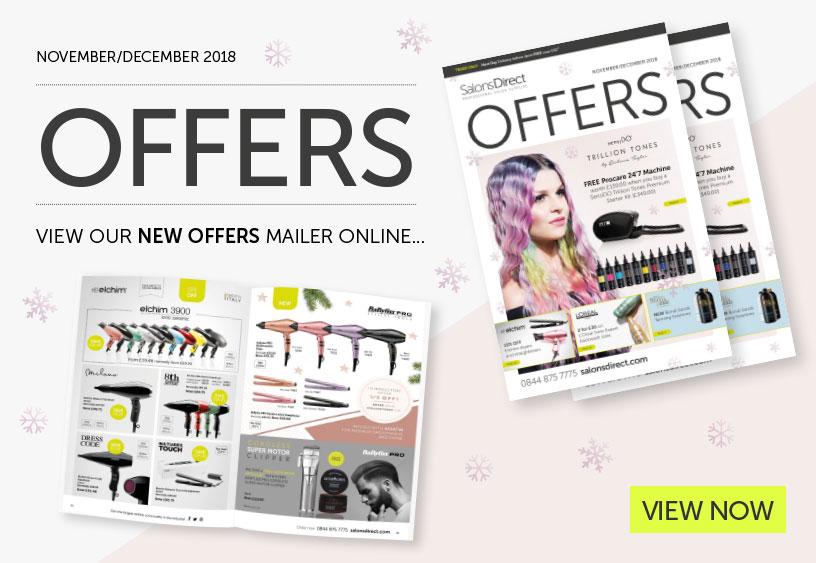 November/December Mailer | Salons Direct