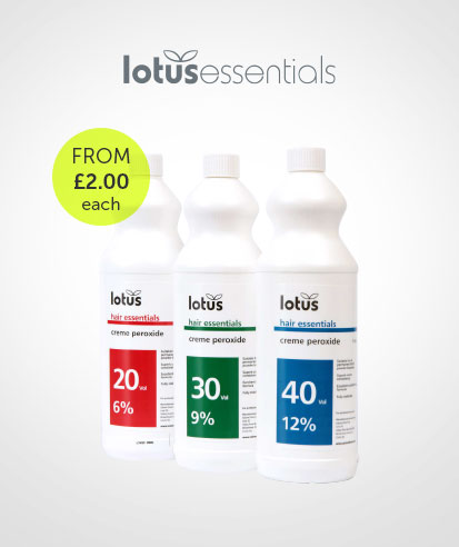 Lotus Peroxide | Salons Direct
