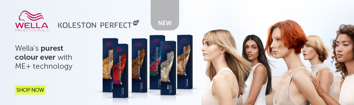 WElla Koleston Perfect Me+ | Salons Direct