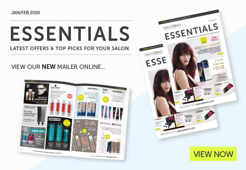 Jan Feb Mailer | Salons Direct